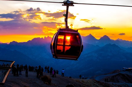 Mammoth Mountain Scenic Gondola Ticket