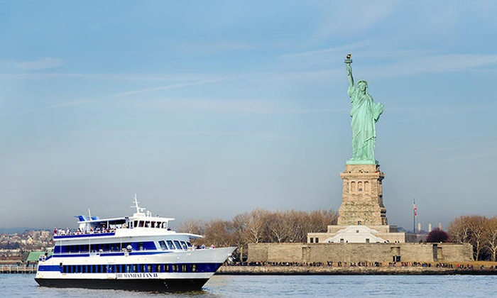 Liberty Cruise Nyc Liberty Cruise Nyc Groupon