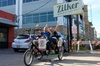 Metrocycle Pedicabs - Austin: Austin Brewery Tour