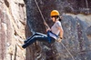 Abseiling at Glenworth Valley Outdoor Adventures