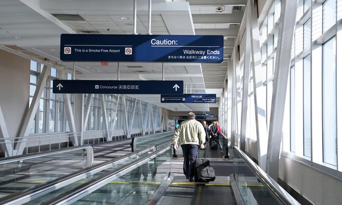 Minneapolis st paul international airport