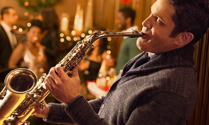 The Warfield - The Warfield: Dave Koz and Friends Christmas 2015 at The Warfield