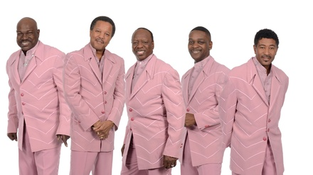 The Spinners and Little Anthony & The Imperials - Saturday April 8, 2017 / 8:00pm (Doors Open at 7:30pm)