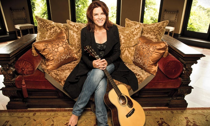 The Broad Stage at the Santa Monica College Performing Arts Center - Mid-City: Rosanne Cash at The Broad Stage at the Santa Monica College Performing Arts Center