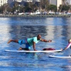 Stand-Up Paddle Board Yoga