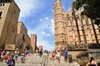Visita turística de medio día a Palma de Mallorca con traslados