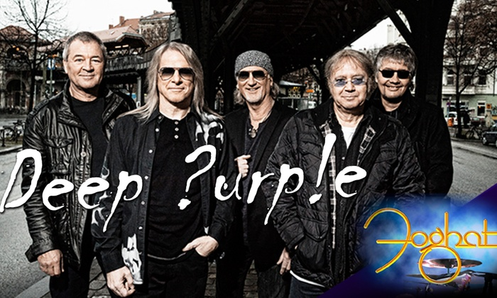 Pacific Amphitheatre - The Pacific Amphitheatre: Deep Purple & Foghat at Pacific Amphitheatre