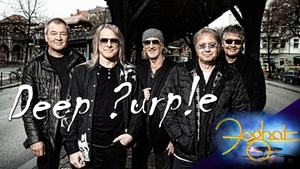 Pacific Amphitheatre: Deep Purple & Foghat at Pacific Amphitheatre