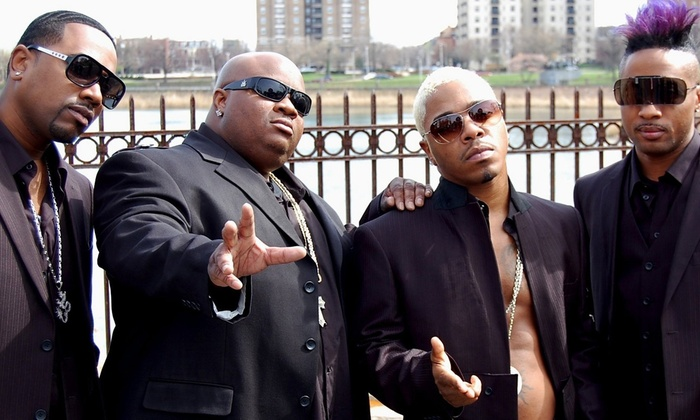 Arena Theatre - Arena Place: Dru Hill and 112 at Arena Theatre