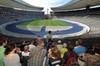 Eintrittskarte zum Olympiastadion Berlin