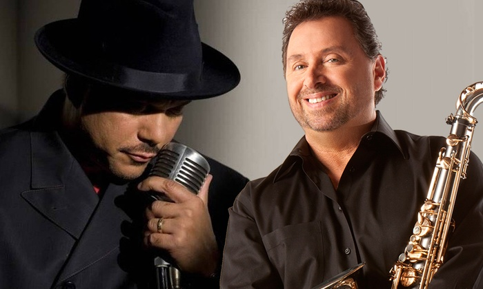 Miramar Cultural Center  - Miramar Town Center: Richard Elliot & Howard Hewett: Valentine's Weekend Concert at Miramar Cultural Center