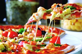 JOE'S FAMOUS PIZZERIA: $10 For $20 Worth Of Italian Cuisine & Catering