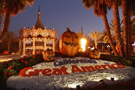 Halloween Haunt at California's Great America - September 21, 22, 2... at California's Great America, plus 6.0% Cash Back from Ebates.