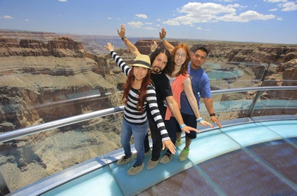 Grand Canyon West Rim and Hoover Dam Tour from Las Vegas with Optional Skywalk 35b5bfab-6f87-41a7-beab-117ba2399612