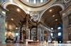 Visita privata della Basilica di San Pietro nella Città del Vatican...