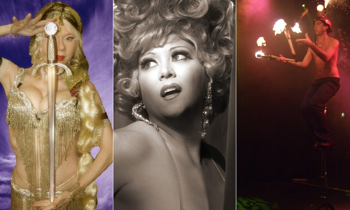 The Laurie Beechman Theatre - Hell's Kitchen: Le Scandal