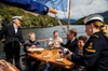 Champagne Sightseeing Cruise on Lake Te Anau