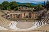 Tour privato: tour ferroviario di Pompei da Sorrento con opzione to...