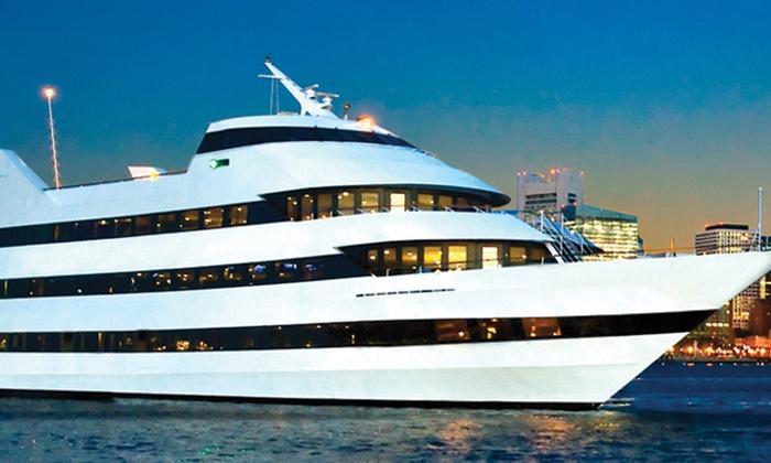 Spirit of Boston - Seaport World Trade Center: Pier Pressure Party Cruise at Spirit of Boston
