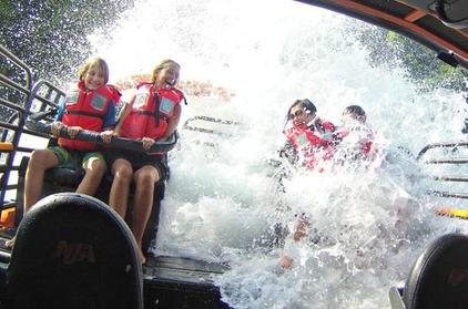 Niagara White-Water Jet Boat Tour photo
