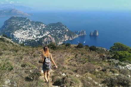 Promozione Tour & Giri Turistici Groupon.it Dal mare alla montagna, Capri e Anacapri