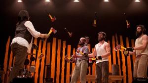 Irvine Barclay Theatre: Cirque Alfonse: Timber! at Irvine Barclay Theatre