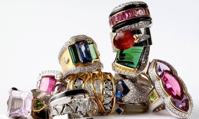 NRG Center - Astrodome: International Gem & Jewelry Show at NRG Center