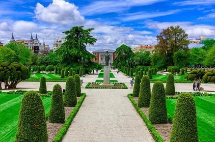 Excursión para grupos pequeños por el Parque del Buen Retiro de Madrid y entrada sin colas al Museo del Prado