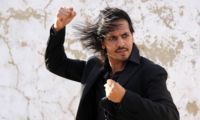 Irvine Barclay Theatre - University of California, Irvine: Flamenco Dancer Farruquito: Improvisao at Irvine Barclay Theatre