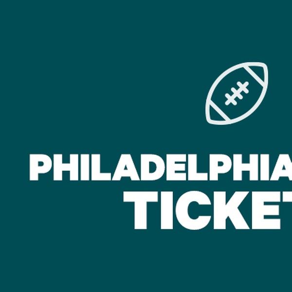 uk availability 79a5a 89ebf Philadelphia Eagles Tickets