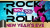 Rock 'N Roll New Year's Eve - Monday, Dec 31, 2018 / 8:30pm