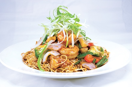$15 For $30 Worth Of Asian Fusion Dining