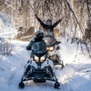 Guided Fairbanks Snowmobile Tour