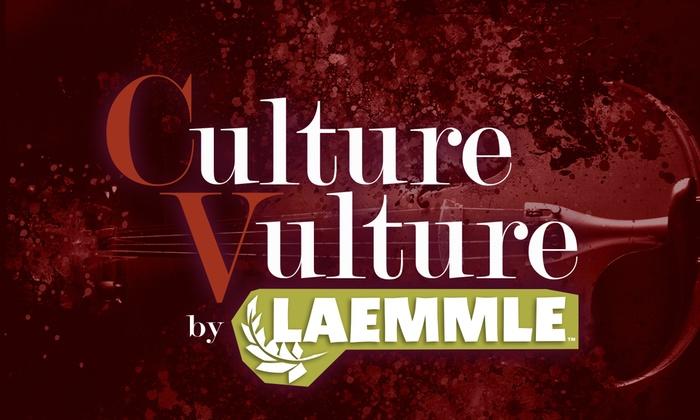 Laemmle Town Center 5 - Encino: Culture Vulture at Laemmle Town Center 5