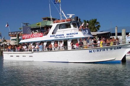 Dolphin Watch Eco Tour of South Padre Island