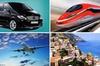 Trasferimento privato: da Positano (hotel) a Napoli (hotel, aeropor...