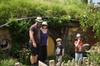Private Small Group of 7 to Hobbiton Movie Set & Waitimo Caves Tour...