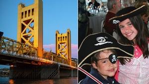 Hornblower Yachts Sacramento: Old Sacramento Spooky Halloween River Cruises