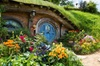 Auckland to Rotorua via Hobbiton Movie Set One-Way Private Tour