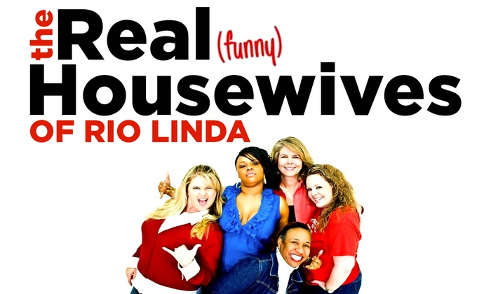 Tommy T's Comedy Club - Tributary Pointe: Housewives of Rio Linda at Tommy T's Comedy Club