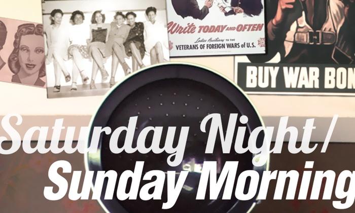 Lyric Stage Company of Boston - Prudential - St. Botolph: Saturday Night/Sunday Morning at Lyric Stage Company of Boston