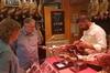 Cata de vinos, jamón ibérico y tapas en Madrid