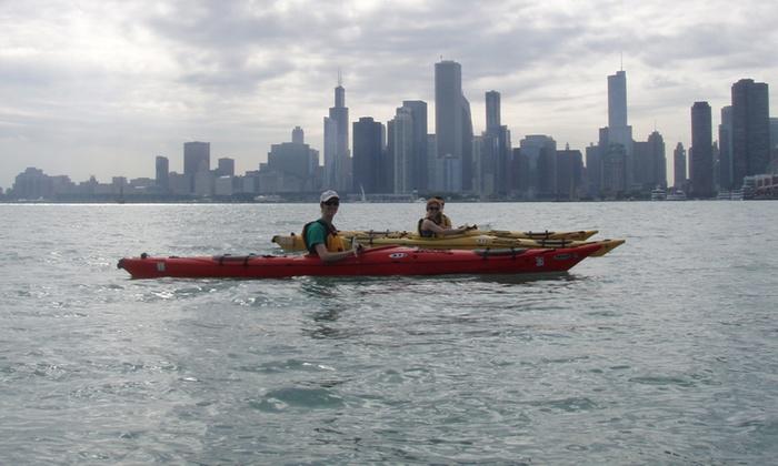 Chicago Kayak Tour Discount