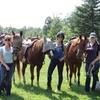 Horseback Trail Ride and Lesson