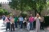 Recorrido de realidad virtual en Sevilla