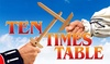 59% Off tickets to see Ten Times Table