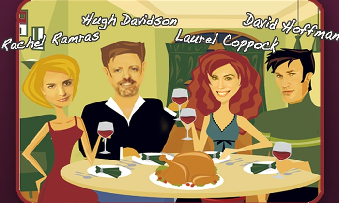 The Groundlings Theatre - Mid-City West: Dinner With Friends at The Groundlings Theatre