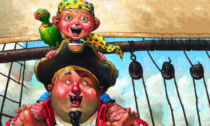 Woodland Opera House - Northstar: How I Became a Pirate at Woodland Opera House