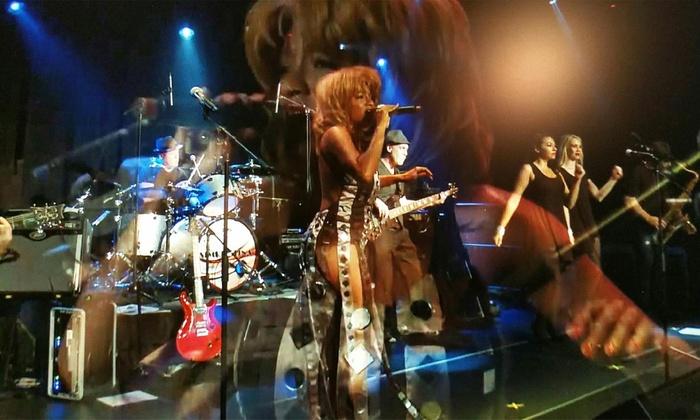Boca Black Box  - Boca Glades: Simply Tina: The Ultimate Tina Turner Tribute at Boca Black Box