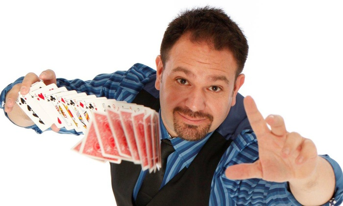 Bal Theatre - Halcyon-Foothill: Robert Strong's Comedy Magic Show at Bal Theatre